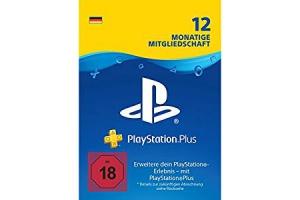 Bild von <b>Amazon</b><br>PlayStation Plus Mitgliedschaft 12 Monate</br>