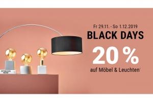 Bild von <b>BUTLERS</b><br>20% auf Möbel und Leuchten</br>