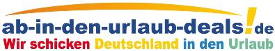 Ab in den urlaub deals logo