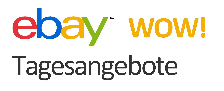 Ebay WOW! Tagesdeals Logo