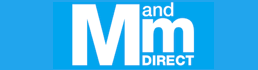 MandM Direct Logo