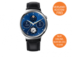 Huawei Smartwatch Saturn