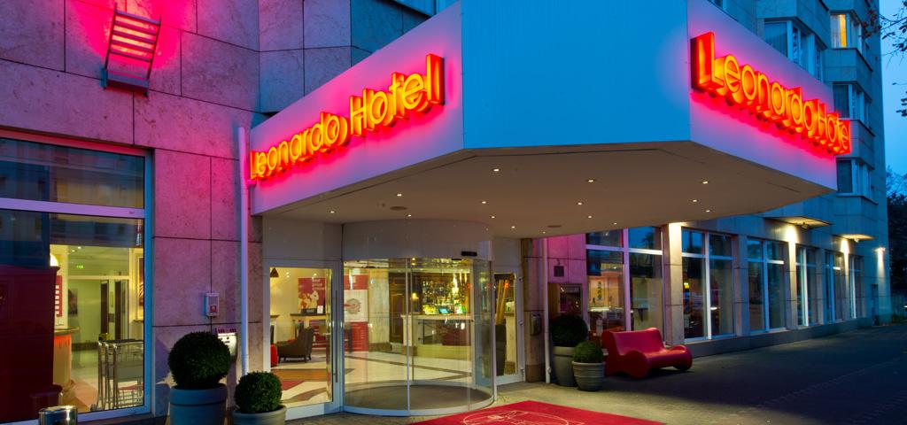 D sseldorf trendige stadt am rhein leonardo hotel for Trendige hotels