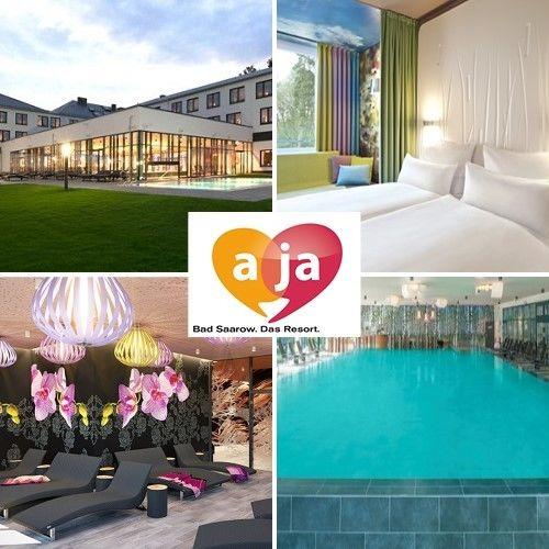 A ja bad saarow das resort spa kurztrip zum for Aja resort warnemunde suite