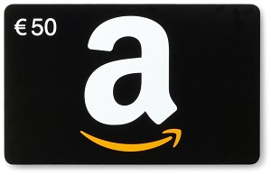 Amazon 50€ Gutschein