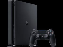 Bild von [Saturn] SONY PlayStation 4 Konsole Slim 1TB & Fifa 17 + 2. Controller für 299,00€ statt 349,00