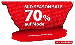 Bild von [Spiele Max] Mid Season Sale – bis zu 70% Rabatt, z.B. Cool Club Winterjacke für 10,50€ statt 34,99€
