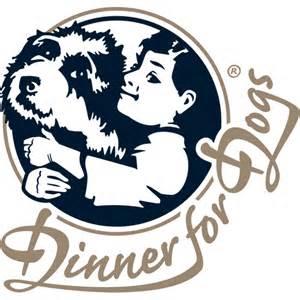 Dinner for dogs Logo