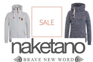 Produktbild von Naketano Super Fashion Sale bei Amazon! bis zu -70%
