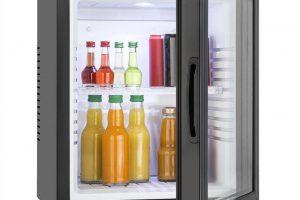 Kühlschrank Klarstein : Klarstein mks minibar mini kühlschrank klasse a l db glastür