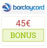 Bild von 25€ Startguthaben + 20€ Amazon.de-Gutschein* für kostenfreie Barclaycard New Visa