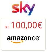 Bild von Blitz-Bonus Deal: Sky ab 19,99€/Monat + 100€ Bonus (Amazon oder BestChoice) *nur bis 28.09.*