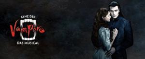 Bild von Tanz der Vampire Musical Tickets 50% günstiger