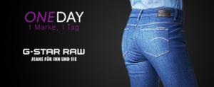 Bild von G-Star Raw Sale – Jeans bis zu 60% reduziert *nur heute