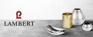Bild von Lambert Design, Dekoration & Accessoires bis zu 60% reduziert