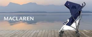 Bild von MACLAREN Kinderwagen und Zubehör bis zu 65% reduziert