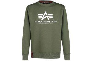 Produktbild von Alpha Industries Basic Sweater Sweat-Shirt