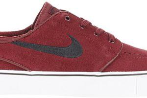 Produktbild von Nike SB Zoom Stefan Janoski Sneaker – Rot (dark team red/black)
