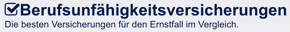 berufsunfaehigkeit-sofort.com Logo