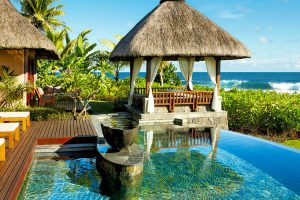 Produktbild von Mauritius wir kommen! 8 Tage im 5 Sterne Hotel Shanti Maurice inkl. Flüge! Bis zu 66% Rabatt!