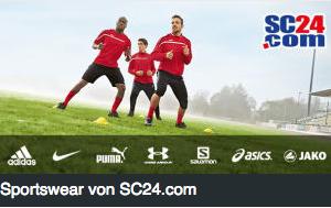 Produktbild von Wertgutschein: Sportswear von SC24.com