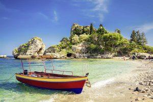 Produktbild von Luxuriöses Panorama auf Sizilien + Frühstück + 3 Gänge Dinner