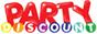 Partydiscount Logo