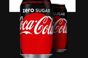 Produktbild von Werde jetzt Produkttester für die neue Coca-Cola Zero Sugar