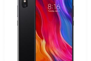 Produktbild von Xiaomi Mi 8 6.21 inch 4G Phablet Global Version – BLACK 6+128GB