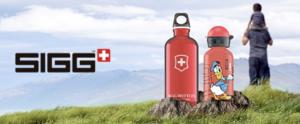 Bild von SIGG Flaschen und Zubehör bis zu 70% günstiger