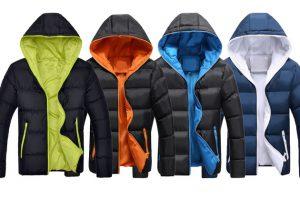 Produktbild von Herren-Steppjacke in der Farbe und Größe nach Wahl für Herbst und Winter