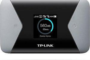 Produktbild von TP-LINK M7310 V2 4G LTE Mobiler WLAN Hotspot