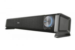 Produktbild von Trust Asto Wireless Bluetooth Soundbar, voller Stereoklang