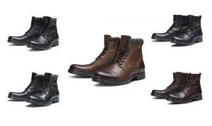 Bild von eBay – Jack Jones Stiefel & Echtleder Boots für je 69,99€ inkl. Versand