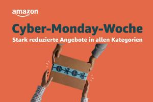 Produktbild von Cyber-Monday-Week wartet mit gewaltigen Rabatten auf dich! Jetzt zu schlagen!