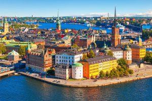 Produktbild von Hin und Rückflug nach Stockholm ab 35€
