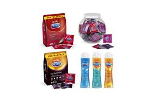 Produktbild von Bis zu 53% reduziert: Durex Großpackungen