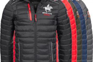 Produktbild von Geographical Norway Jacke Herren Winterjacke Steppjacke gesteppt warm Brisbee
