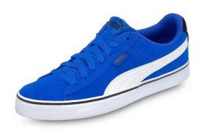 Produktbild von Puma 1948 Vulc Sneaker – Jungen – royalblau  jetzt im Angebot