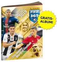 Bild von Paninishop – PANINI FIFA 365 2019 Stickerkollektion Album kostenlos bestellen