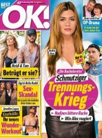"""Bild von 26 Ausgaben """" OK """" Halbjahresabo für 65€ + 65€ BestChoice Gutschein effektiv kostenlos"""