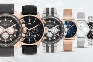 Produktbild von Uhren bis zu 60% reduziert