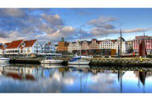 Produktbild von Flug nach Oslo hin und zurück ab 70€