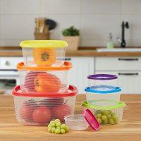 Bild von XXL 7-teiliges Frischhalteboxen-Set gratis und mehr kostenlose Artikel