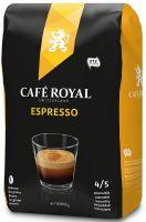 Bild von Café Royal Espresso Bohnenkaffee 1kg ab 7,70 € statt 15,98 € @amazon