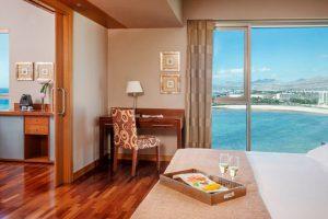 Produktbild von Lanzarote: Meerblick-Suite & Flug + Spa + Halbpension = 699€