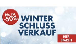 Produktbild von Bis zu -50%: Winterschlussverkauf bei eurapon