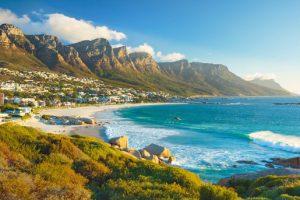 Produktbild von Südliches Afrika: Flüge  +  Zug zum Flug –Durban, Johannesburg, Kapstadt & Mauritius = 651€