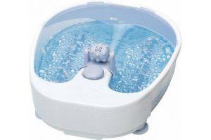 Produktbild von AEG Fussbad FM 5567, mit Massagefunktion, weiß