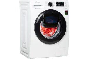 Produktbild von Samsung Waschmaschine WW4500 WW8EK44205W/EG AddWash, 8 kg, 1400 U/Min, AddWash, weiß